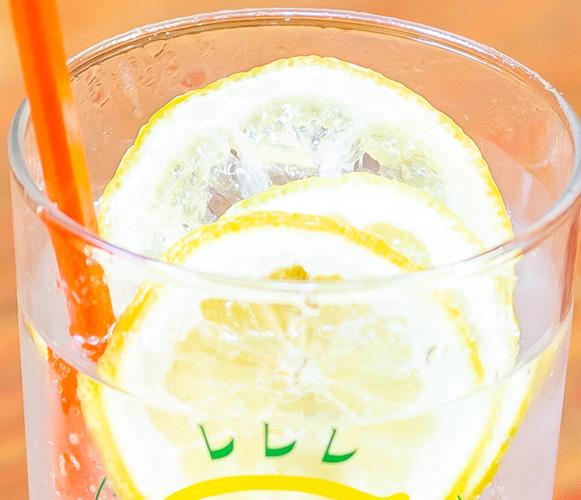 曙町のレモンサワー